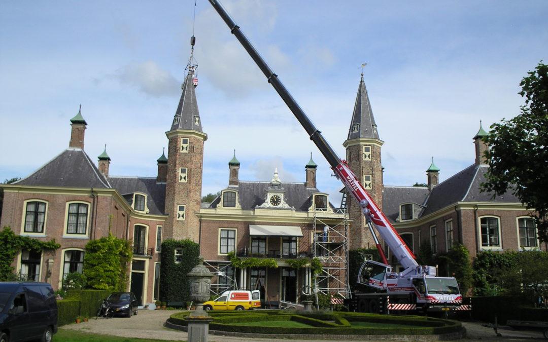 Onderhoud Kasteel Westhoven